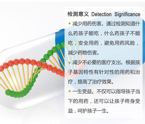 """告別""""連猜帶掰"""",基因檢測助力您的孩子安全用藥"""