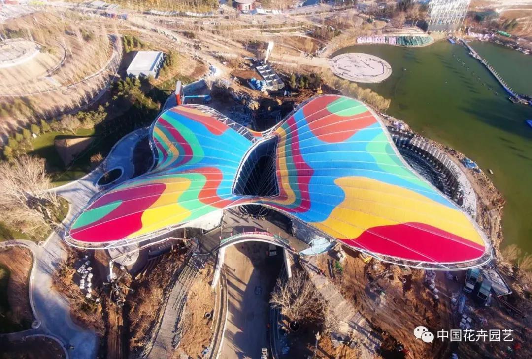 北京世园会倒计时30天,特色亮点提前看 |动态