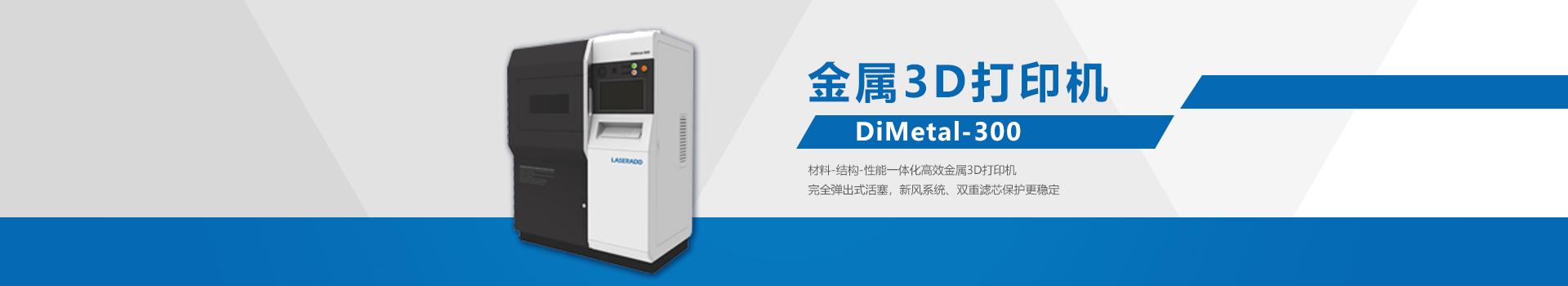 DiMetal-300 金属3D打印机