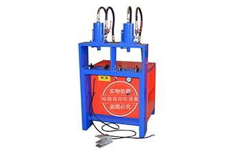 重型双工位液压冲孔机