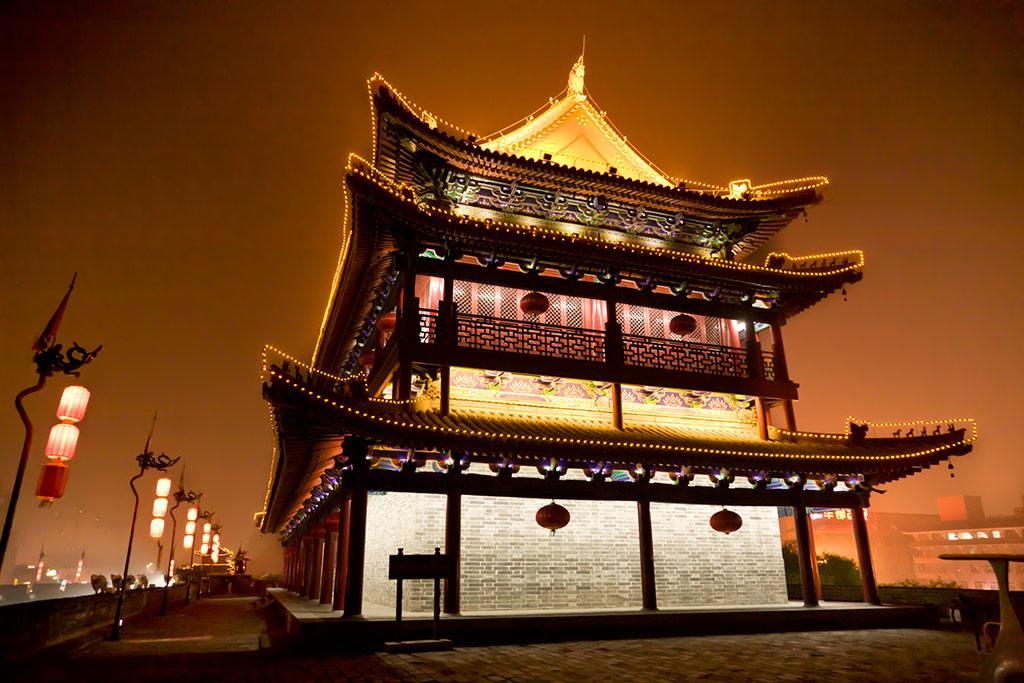"""从""""十三朝古都""""到""""网红城市"""" 西安加快打造国际旅游名城"""