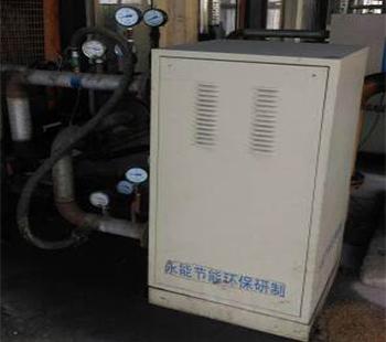 空压机高效油水换热系统