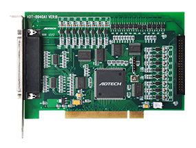 ADT-8940 PCI Motion Controlling Card with 4 Axis