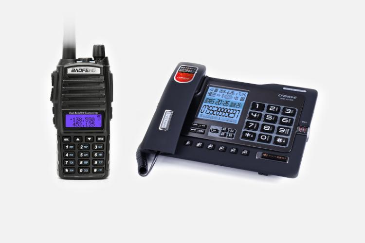通讯设备LCD——对讲机电话机