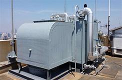 工业窑炉高温烟气余热提取利用系统