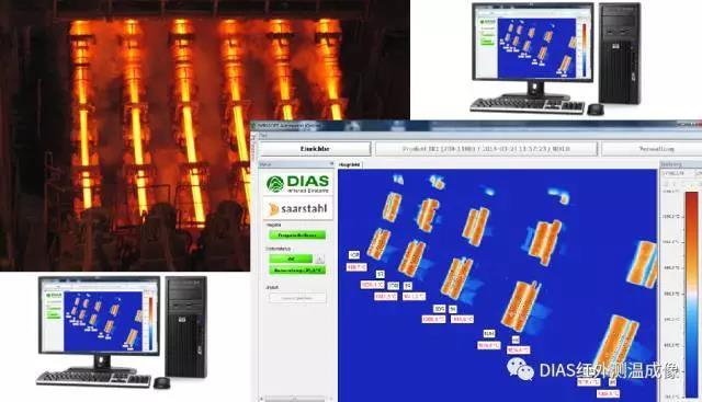 智能制造:红外热像仪PYROVIEW 512N在连铸自动控制中的应用