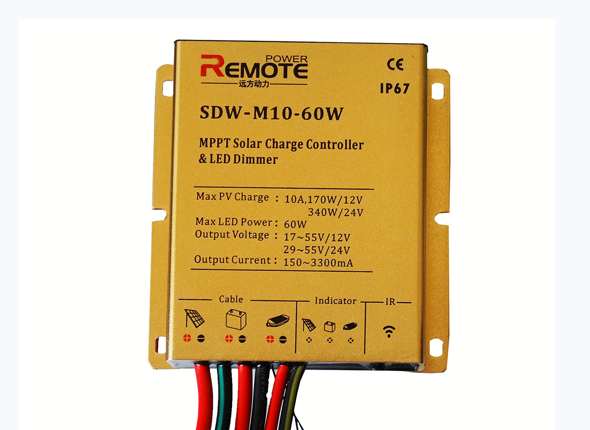 Products Led Driver Solar Charge Controller Beijing Remote Mppt Circuit Diagram Simple Sdw M Series With Built In