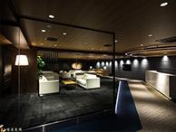 杭州建筑公司辦公室裝修設計