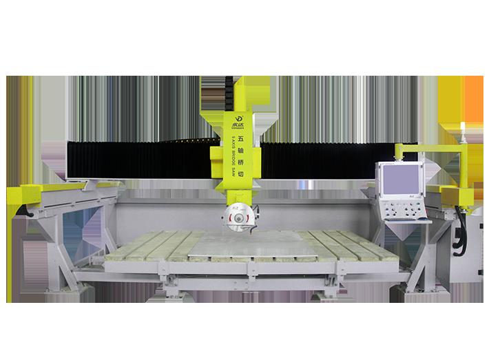 YD-3220五轴三联动桥式切割机(传统桥切的突破者)