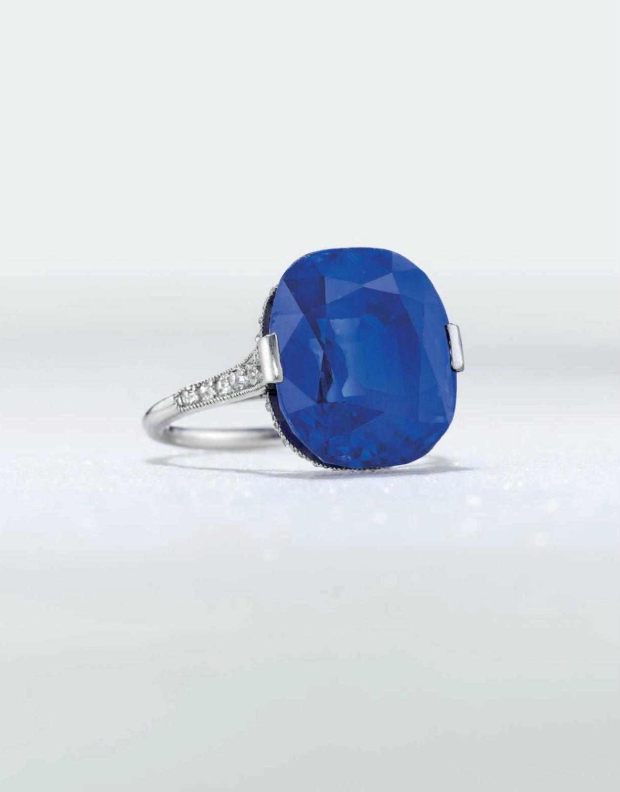 藍寶石戒指的價格與鉆石戒指價格相比哪個更高?