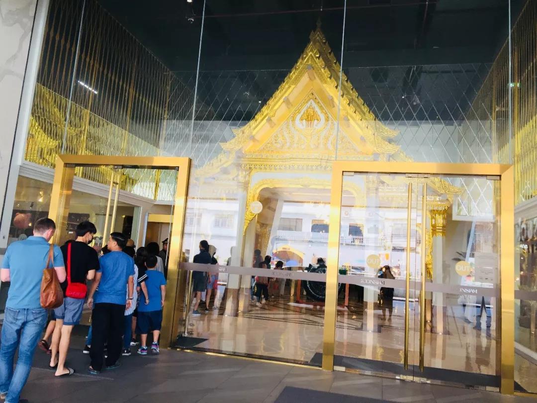 一个商场逛遍泰国——泰国暹罗天地