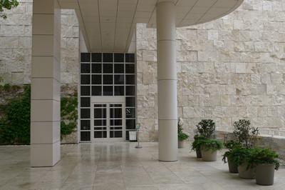 建筑师迈耶和他的盖蒂中心