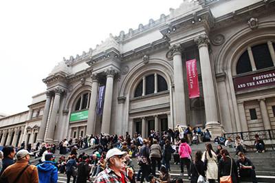 纽约大都会博物馆散记
