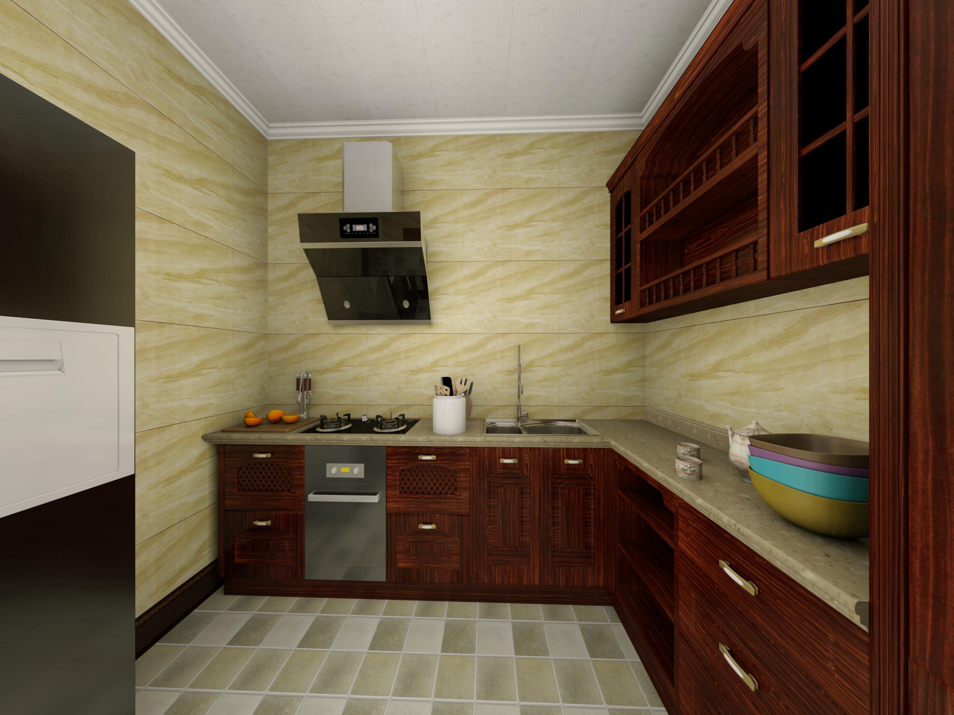 厨卫空间整装方案