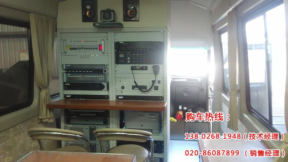 中国南方电网指挥车