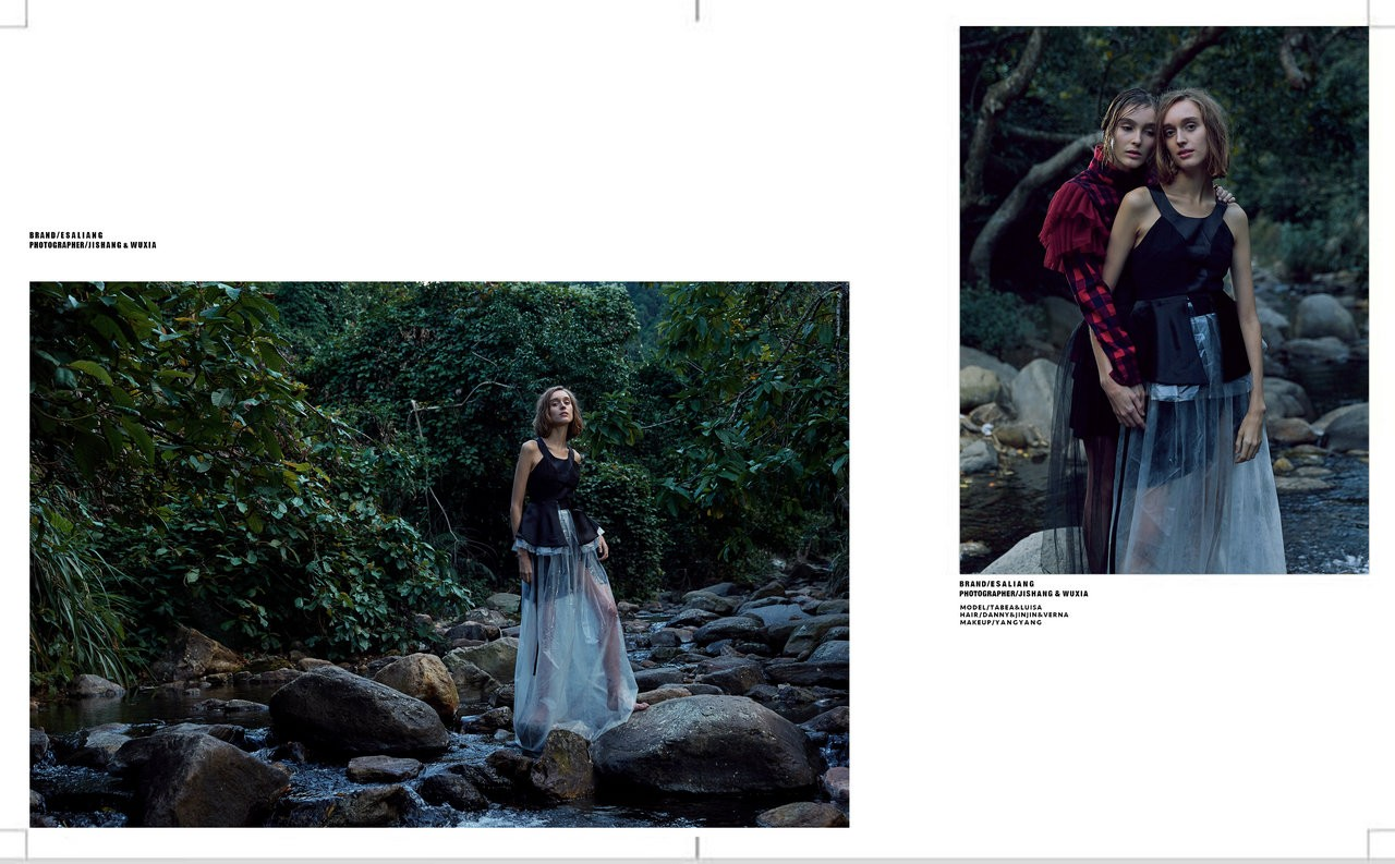 图灵广告女装摄影案例-广告摄影