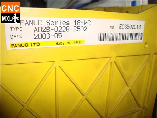 FANUC驱动维修 A02B-0228-B502