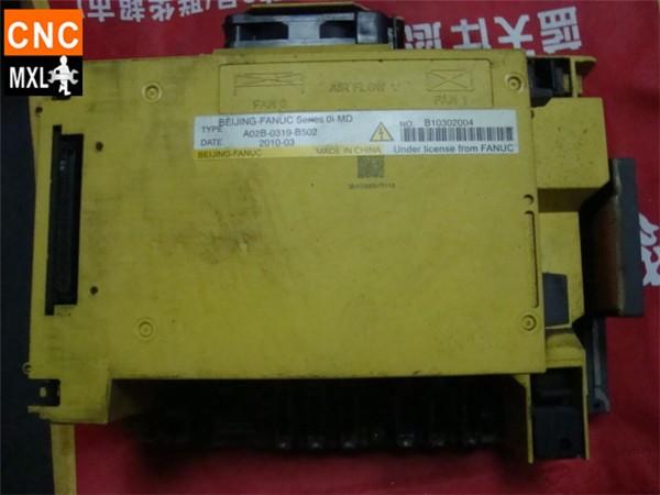 FANUC驱动器维修 A02B-0319-B502