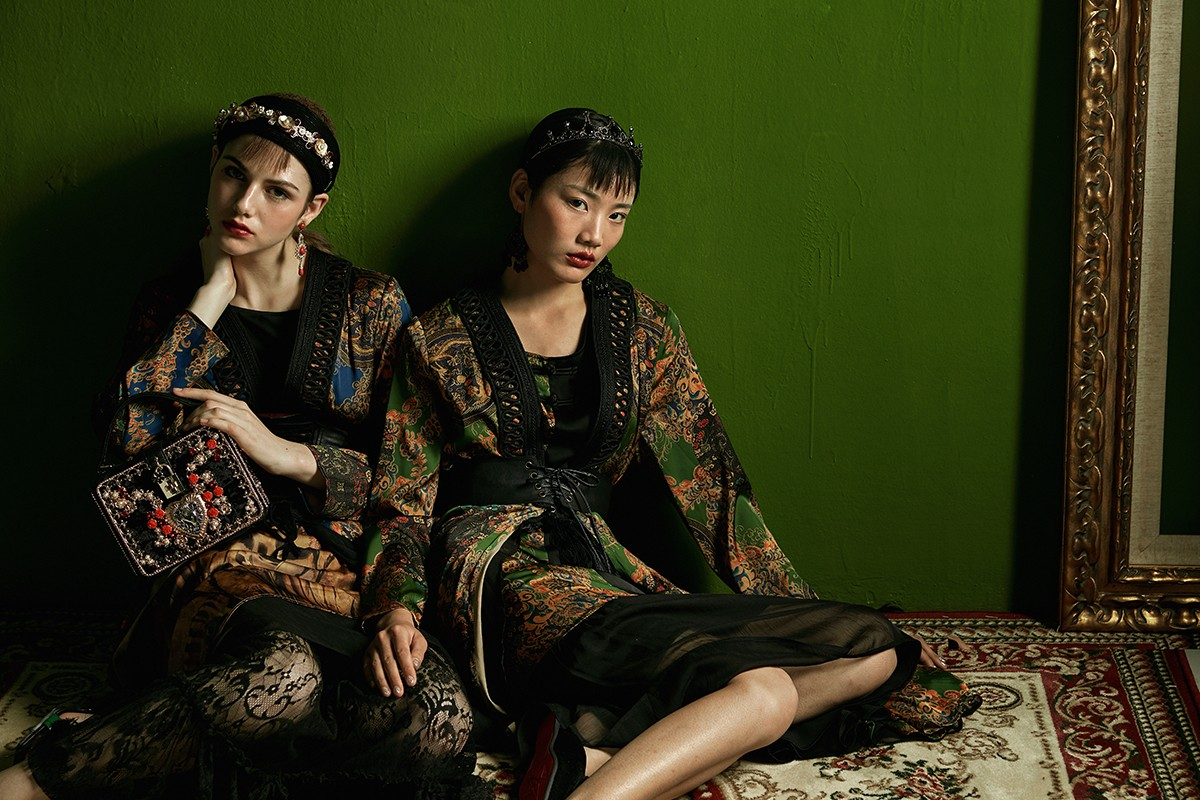 深圳市图灵广告摄影师吉尚吉女装设计师服装摄影案例
