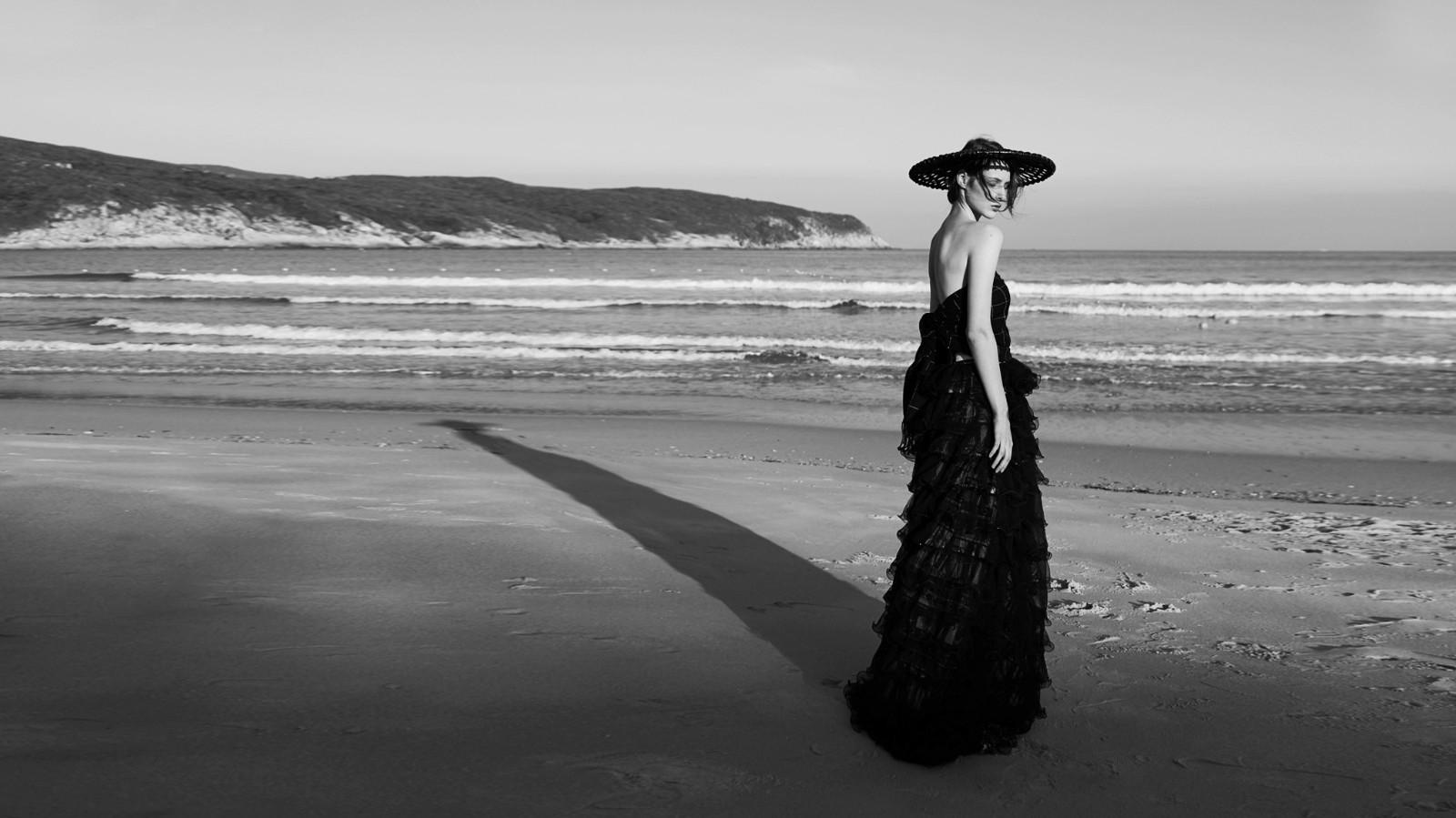 图灵女装摄影案例时尚摄影作品欣赏摄影师吉尚吉作品