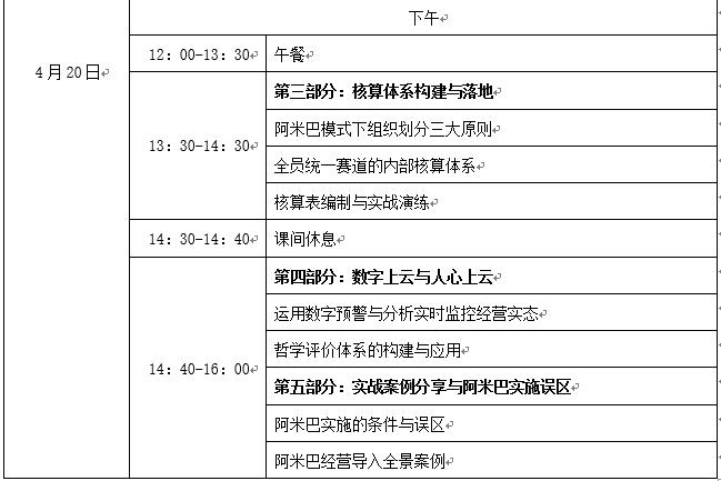 """【公益讲堂】当""""数字经营""""遇上""""阿米巴"""""""