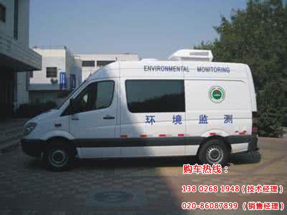 环境监测车