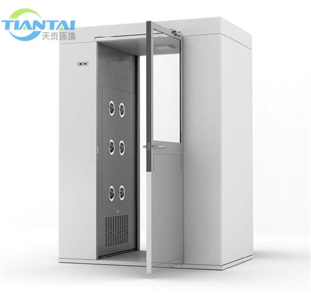 陕西空气净化工程-风淋室