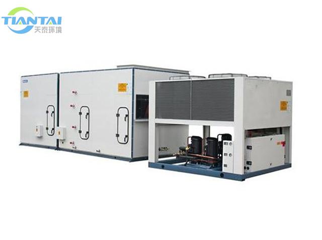 陕西空气净化工程-组合式空调机组