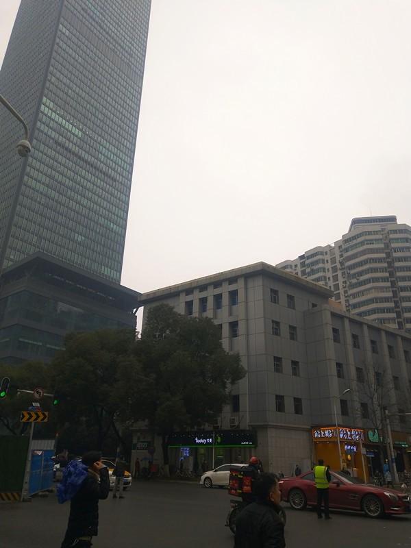 江汉新华路写字楼底商奶茶餐饮店转让