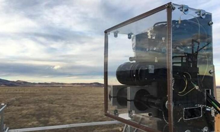 科学家开发出可精准探测气体泄漏的中红外双频梳激光光谱仪