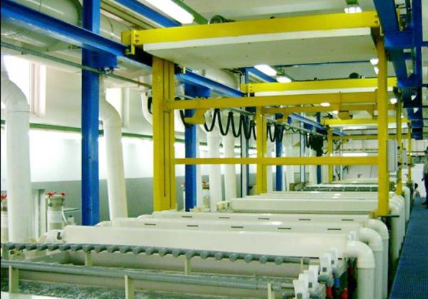 超聲波清洗在電鍍行業的應用