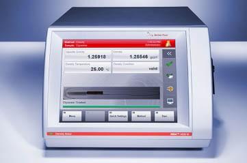 DMA4500M自动密度测定仪