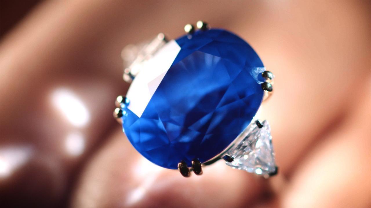 哪種品質的藍寶石才能稱為最好的藍寶石