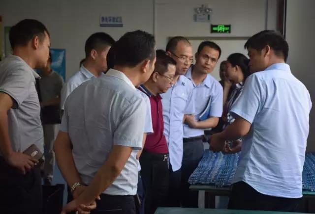 广东省厨具协会·深圳市商用厨具行业协会走访会员企业单位--关爱行