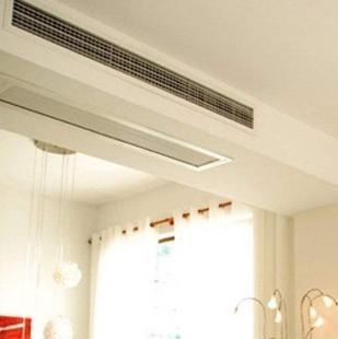 中央空调与新风系统的区别