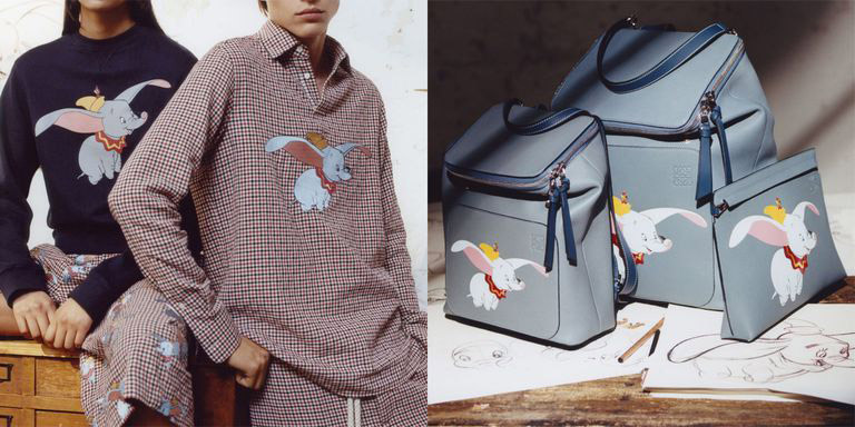 LOEWE 的小飛象包包讓人太想擁有!