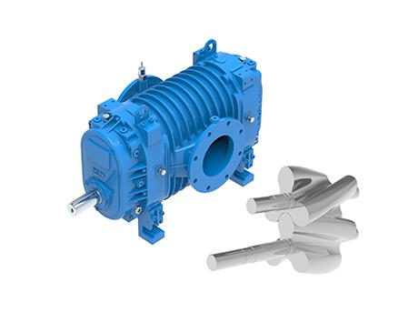 DL75--300中真空度羅茨泵