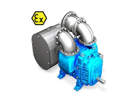 PVT200-1000 ATEX防爆真空泵