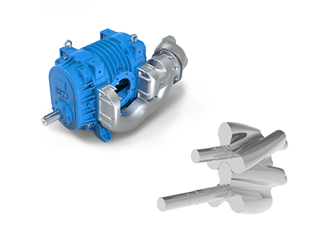 HELIX300-2000螺旋转子真空泵