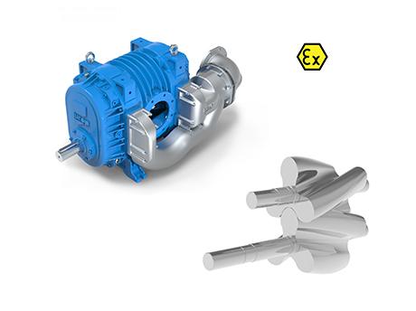 HELIX3001200-ATEX防爆螺旋泵