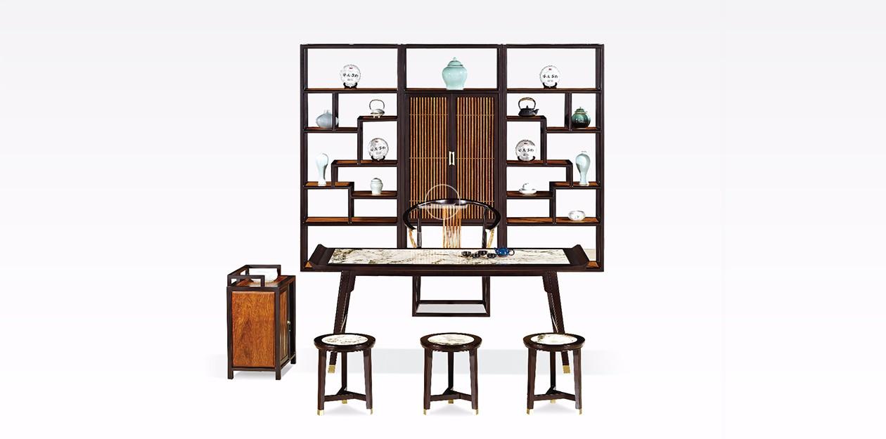 时尚系列-茶室