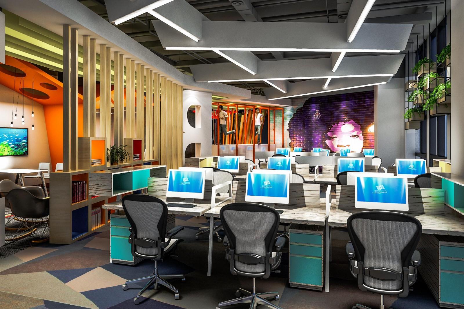 武汉火星空间办公室