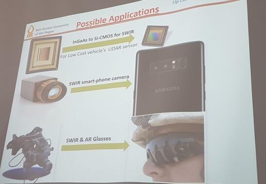 以色列开发出低成本红外传感器 可用于激光雷达