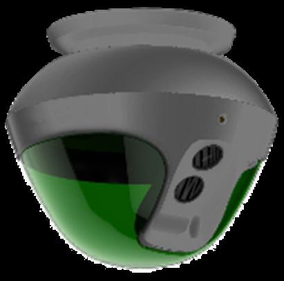 前置式超声波探测器