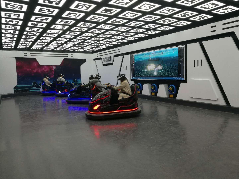 未来世界什么样?山东首个集AR、VR和MR于一体的虚拟现实体验中心落户即墨