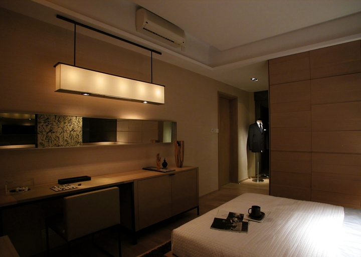 这些中式酒店客房家具好看不贵