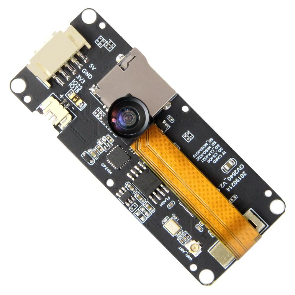 TTGO T-Camera - Shenzhen Xin Yuan Electronic Technology Co , Ltd