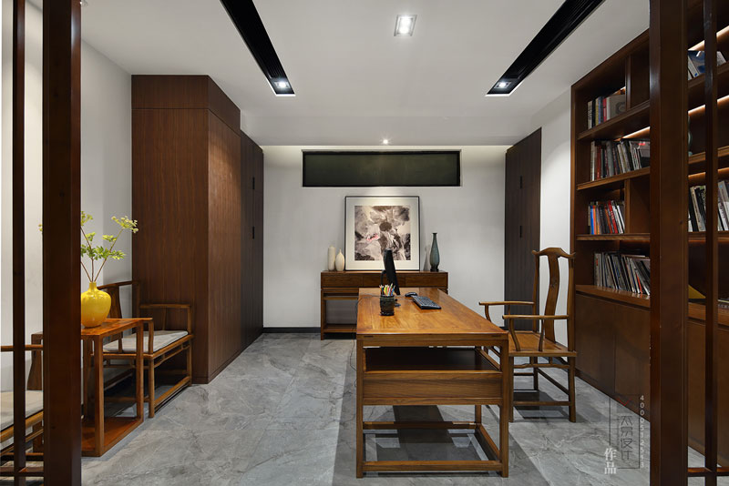 太易办公空间|新中式风格|360㎡