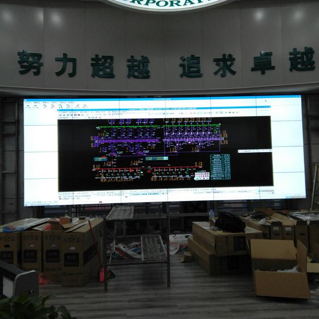 眉山国家电网 液晶拼接项目
