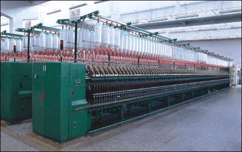 纺织细纱机